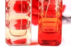 Perfume bottles Royalty Free Stock Image