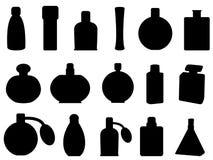 Perfume bottles Stock Photos