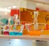 Perfume bottles Royalty Free Stock Images