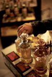 Perfume bottles- Tunisia Royalty Free Stock Photography