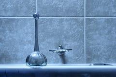 Perfume bowl in bathroom Stock Image