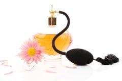 Perfume clásico. Fotografía de archivo
