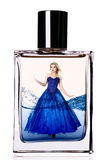 Perfume concept Royalty Free Stock Image