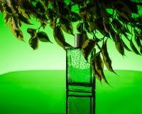 Perfume, cosmético, aroma, moda, fresca, descensos, árbol Foto de archivo libre de regalías