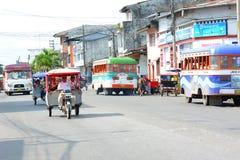 Perfume da rua, Iquitos, Peru fotos de stock