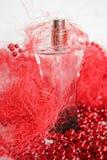 Perfume de la botella Fotos de archivo libres de regalías