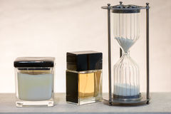 Perfume de los hombres Fotografía de archivo libre de regalías