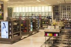 Perfume Department Stock Photos