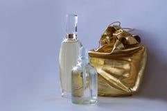 Perfume en retro Foto de archivo