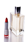 Perfume flask Royalty Free Stock Photography