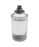 Perfume flask isolated with clipping patch. Stock Photos