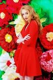 Perfume floral imagem de stock