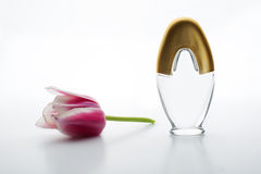 Perfume and flowers Royalty Free Stock Photo