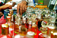 Perfume and fragrance Stock Images