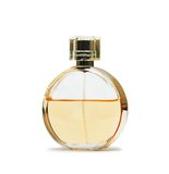 Perfume isolated on the white Stock Images