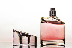 Perfume. For the lovely ladies Royalty Free Stock Images