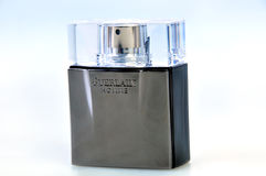 Perfume for men Guerlain Homme Royalty Free Stock Photography