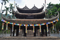 Perfume pagoda in Vietnam Royalty Free Stock Images
