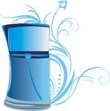Perfume para los hombres Imagen de archivo libre de regalías