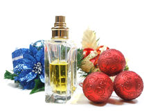 Perfume Present Royalty Free Stock Image