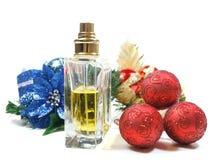 Perfume presente Imagen de archivo libre de regalías