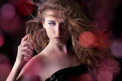 Perfume sensual fotos de stock