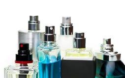 Perfume set Stock Images
