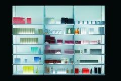 Perfume shop Stock Photos