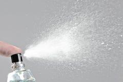 Perfume spray Royalty Free Stock Photography