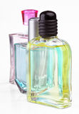 Perfume spray Royalty Free Stock Photos