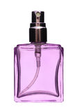 Perfume spray bottle Stock Photos