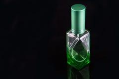 Perfume spraying Stock Photography