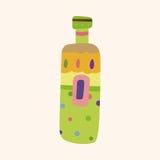 Perfume theme elements vector,eps Royalty Free Stock Photos