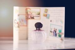 Perfume for women Royalty Free Stock Photos