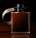 Perfume y accesorios Imágenes de archivo libres de regalías