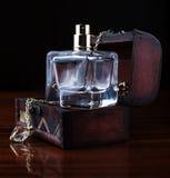 Perfume y accesorios Imagen de archivo libre de regalías