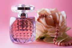 Perfumería, fragancia de los cosméticos fotografía de archivo