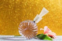 Perfumería, fragancia de los cosméticos foto de archivo libre de regalías