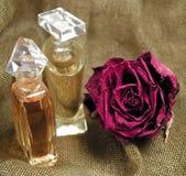 Perfumes imagens de stock