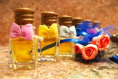 Perfumes Royalty Free Stock Photography