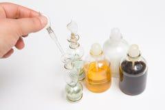 Perfumes Imagem de Stock
