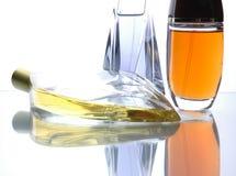 Perfumes Fotografía de archivo libre de regalías