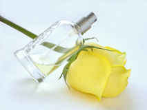 Perfumes fotografía de archivo
