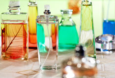 Perfumes Royalty Free Stock Images