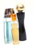 Perfumes de la familia fotografía de archivo libre de regalías