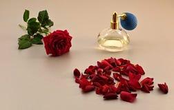 Perfumes luxuosos Fotografia de Stock Royalty Free