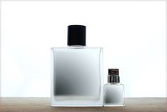 Perfumes for man Royalty Free Stock Photo