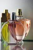 Perfumes set Royalty Free Stock Photography