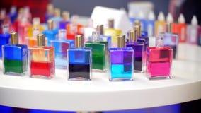 Perfumes stock video