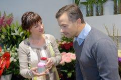 Perfumowanie od kwiatu zdjęcia royalty free